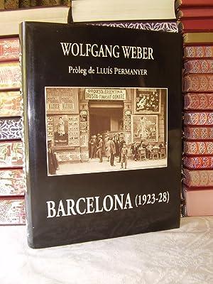 BARCELONA ( 1923-28 ): WEBER, Wolfgang