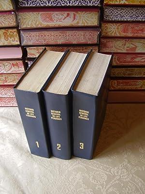 HISTORIA GENERAL DE LOS PERUANOS . ( 3 Vols.) Vol I : El Perú antiguo / Vol II : El Per...