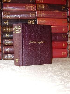 OBRAS COMPLETAS . Estudio preliminar, traducción y: Shakespeare, William
