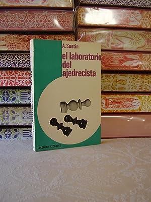 EL LABORATORIO DEL AJEDRECISTA: Suetin, A.