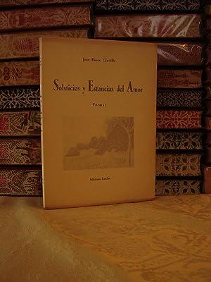 Solsticios y Estancias del Amor: Riera Clavillé, José