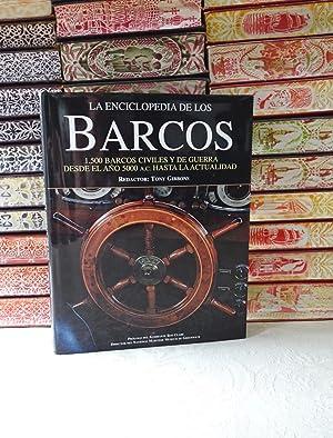 LA ENCICLOPEDIA DE LOS BARCOS . 1500: Gibbons, Tony (