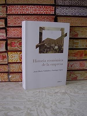 HISTORIA ECONOMICA DE LA EMPRESA: Valdaliso, Jesus Maria