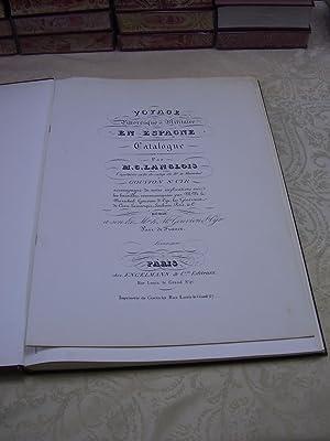 Voyage pittoresque & Militaire en Espagne. Catalogne ( Edición facsímil ) .: ...