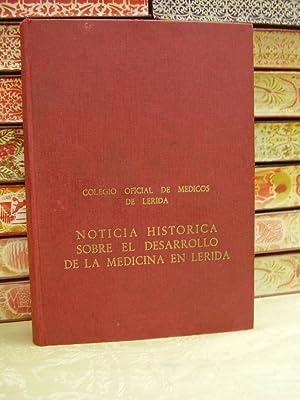 NOTICIA HISTORICA SOBRE EL DESARROLLO DE LA: Lladonosa y Pujol,