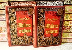 MALLORCA CRISTIANA . Poema de la conquista: Calvet, Damás