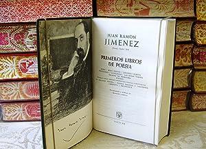 PRIMEROS LIBROS DE POESIA ( Rimas- Arias Tristes - Jardines Lejanos - Pastorales - Olvidanzas : Las...