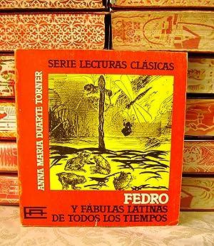 FEDRO Y FABULAS LATINAS DE TODOS LOS: Duarte Torner, Anna