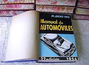 MANUAL DE AUTOMÓVILES: Arias-Paz, Manuel