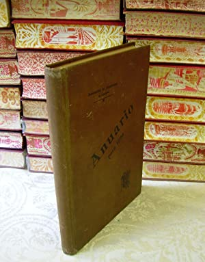 Asociación de Arquitectos de Cataluña . Anuario para 1899 .