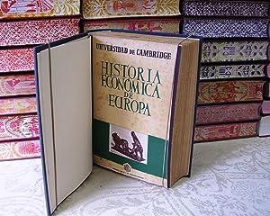 HISTORIA ECONOMICA DE EUROPA . Desde la decadencia del Imperio Romano. La vida agraria en la Edad ...
