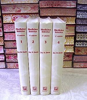 MEDICINA INTERNA . ( 4 Vols ): Stein, Jay H.
