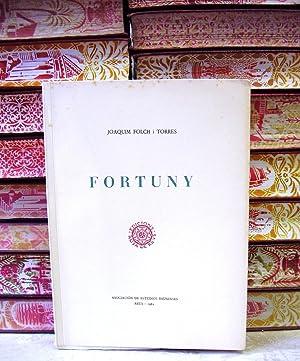 FORTUNY: Folch i Torres, Joaquim