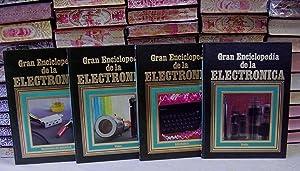 GRAN ENCICLOPEDIA DE LA ELECTRONICA . ( 12 Vol.): VV.AA