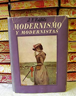 MODERNISMO Y MODERNISTAS: Rafols, J.F.