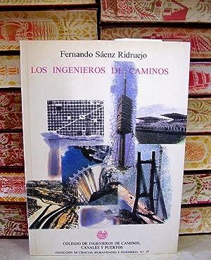 LOS INGENIEROS DE CAMINOS .: Sáenz Ridruejo, Fernando