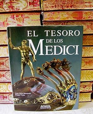 EL TESORO DE LOS MEDICI: Massinelli, Anna María / Tuena, Filippo