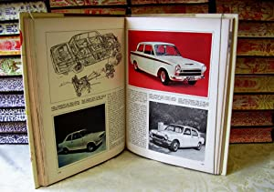 AUTO MUNDO . Enciclopedia histórica del automovilismo mundial . 6 Vols.: Pininfarina