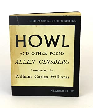 Howl and Other Poems; Introduction by William: Ginsberg, Allen