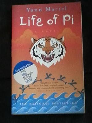 Life of Pi: Martel, Yann