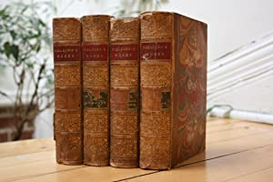 * The Miscellaneous Works of Henry Fielding (4 vols)