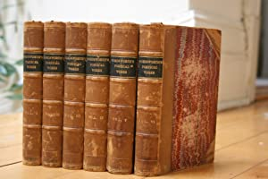 * The Poetical Works of William Wordsworth (in six volumes)
