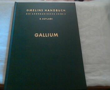 Gmelins Handbuch der anorganischen Chemie. System-Nummer 36: Meyer, R. j.