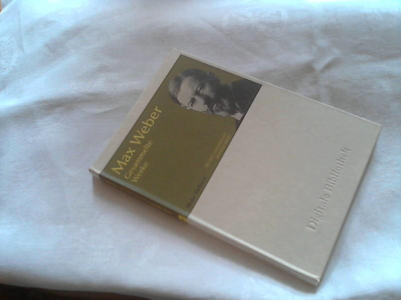 Digitale Bibliothek 058: Max Weber - Gesammelte Werke (PC+MAC)