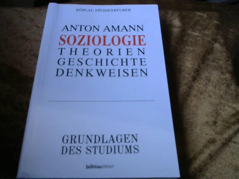 soziologie ein leitfaden - ZVAB