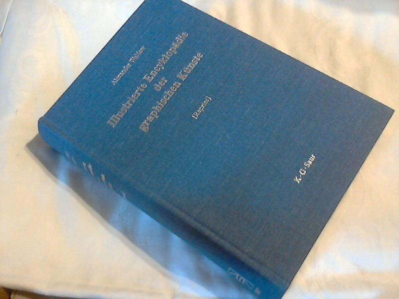 Illustrierte Encyklopädie der graphischen Künste und der: Waldow, Alexander (Verfasser):