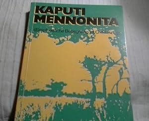 Kaputi Mennonita , eine friedliche Begegnung im: Klassen, Peter P.: