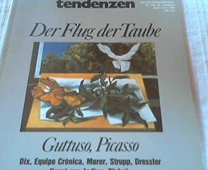Der Flug der Taube Guttuso, Picasso Nr. 138, 23. Jahrg. April - Juni 1982