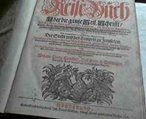 M.Heinrich Büntings - Itinerarium Sacrae Scripturae -: Bünting, Heinrich: