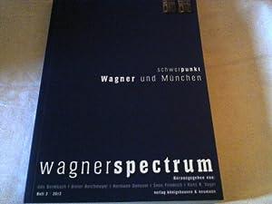 wagnerspectrum: Heft 2/2012, 8. Jahrgang, Schwerpunkt: Wagner: Bermbach, Udo, Dieter