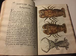 1787 First Cuban Book Descripcion de Diferentes piezas de Historia Natural Very Rare Printed in ...