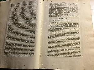 Ejemplar original de 1812 CONSTITUCION POLITICA DE LA MONARQUIA ESPAÑOLA 1812, LA PEPA O ...