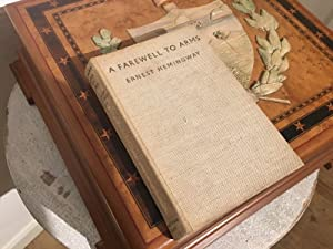 SIGNED by Ernest Hemingway A FAREWELL TO: Ernest Hemingway