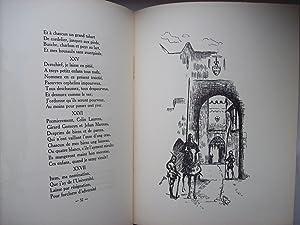 Oeuvres, édition du cinquième centenaire, illustrées par John Delisle Parker.:...