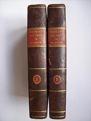 L'origine des dieux et du paganisme; et: BERGIER M.