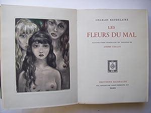 Les Fleurs du Mal, illustrations originales en: BAUDELAIRE Charles