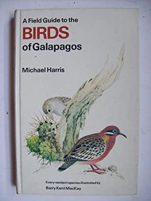 A field guide to the birds of: HARRIS Michael