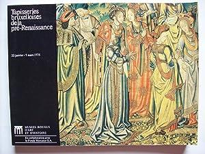 Tapisseries bruxelloises de la pré-renaissance.: COLLECTIF