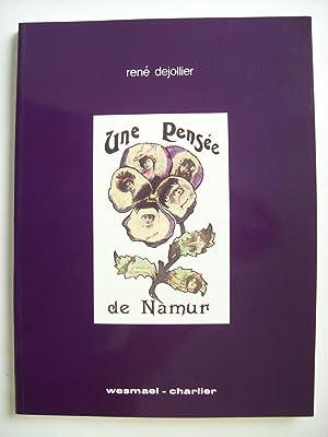 Une pensée de Namur.: DEJOLLIER René