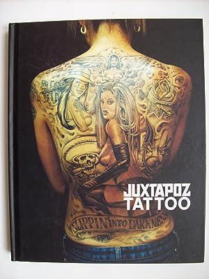 Juxtapoz tattoo.: COLLECTIF