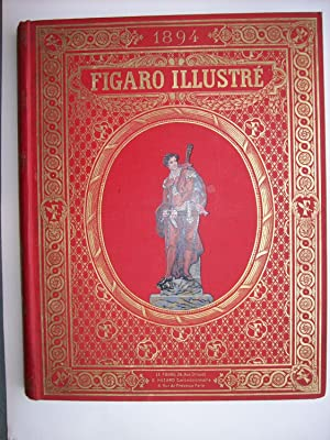 Le Figaro illustré, année 1894.: COLLECTIF