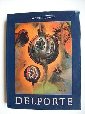 Charles Delporte ou la nouvelle genèse.: Waldemar GEORGE