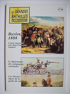 Les grandes batailles de l'Histoire: Baylen, 1808.: JUHEL Pierre
