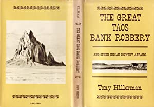 The Great Taos Bank Robbery: Hillerman, Tony
