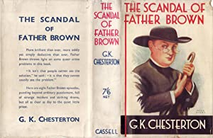 The Scandal of Father Brown: Chesterton, G.K.