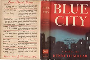 Blue City: Macdonald, Ross as Kenneth Millar